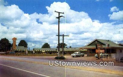 Sharp's Mot - Knoxville, Tennessee TN Postcard