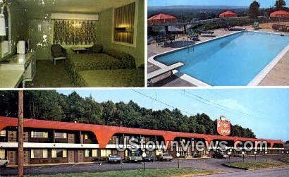 King's Lodge - Chattanooga, Tennessee TN Postcard