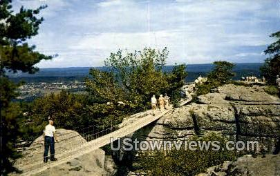 Rock City, Lookout Mountain - Chattanooga, Tennessee TN Postcard