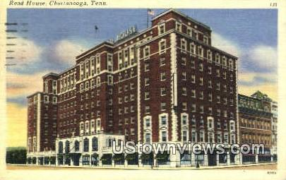 Read House - Chattanooga, Tennessee TN Postcard