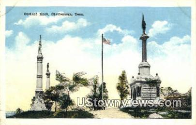 Orchard Knob - Chattanooga, Tennessee TN Postcard