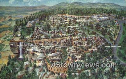 Rock City - Chattanooga, Tennessee TN Postcard