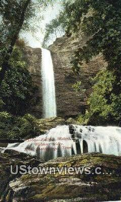 Falling Waters, Waldens Ridge - Chattanooga, Tennessee TN Postcard