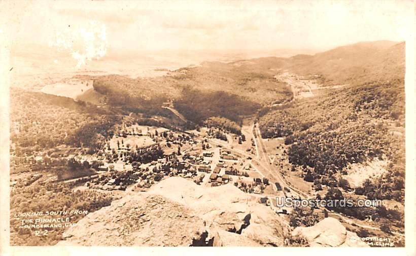 Looking South - Cumberland Gap, Tennessee TN Postcard