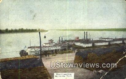 River Landing  - Memphis, Tennessee TN Postcard