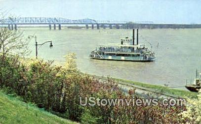 Memphis Queen II - Tennessee TN Postcard