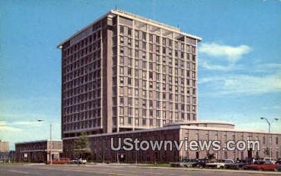 Medical Center  - Memphis, Tennessee TN Postcard