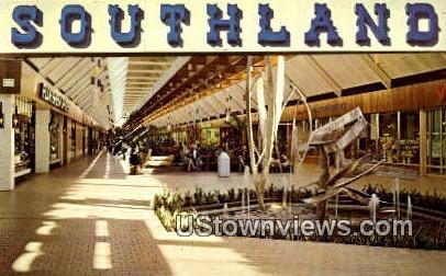 Southland Mall - Memphis, Tennessee TN Postcard
