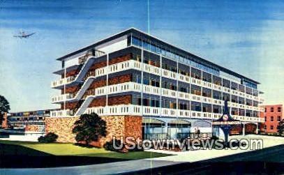 Sheraton Motor Inn  - Memphis, Tennessee TN Postcard