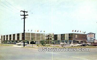 Admiral Benbow Inn Airport  - Memphis, Tennessee TN Postcard