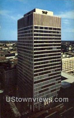 First National Bank Building  - Memphis, Tennessee TN Postcard