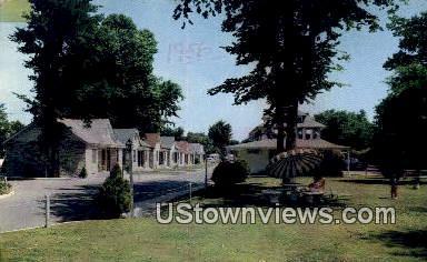 Leahys Motel  - Memphis, Tennessee TN Postcard