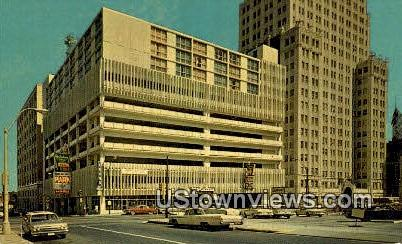 Holiday Inn Downtown - Memphis, Tennessee TN Postcard