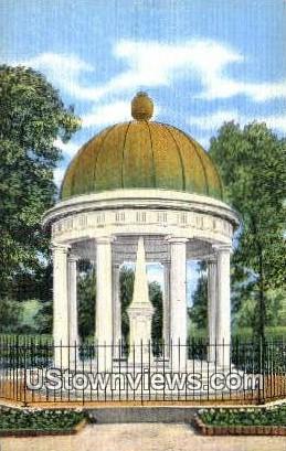 Tomb of Gen Andrew Jackson - Nashville, Tennessee TN Postcard