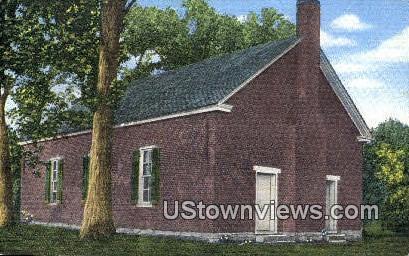 Hermitage Church - Nashville, Tennessee TN Postcard