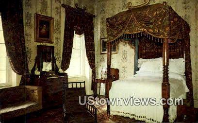 Gen Andrew Jackson, Hermitage - Nashville, Tennessee TN Postcard