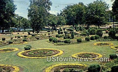 Centennial Park - Nashville, Tennessee TN Postcard