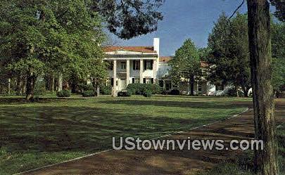 Belle Meade Mansion - Nashville, Tennessee TN Postcard