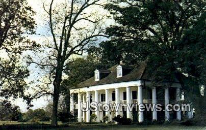 I' Hermitage, 1812-14 - Nashville, Tennessee TN Postcard