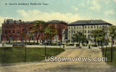 St. Ceclia Academy - Nashville, Tennessee TN Postcard
