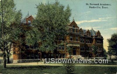 St. Bernard Academy - Nashville, Tennessee TN Postcard