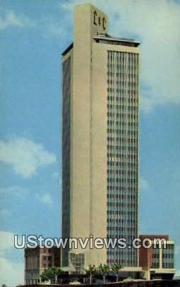 Life & Causality Tower - Nashville, Tennessee TN Postcard