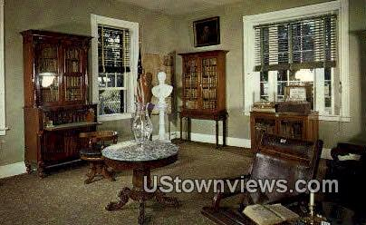 General Jackson's Office, Hermitage - Nashville, Tennessee TN Postcard