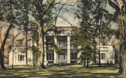 The Hermitage - Nashville, Tennessee TN Postcard