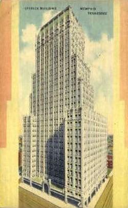 Sterick Building  - Memphis, Tennessee TN Postcard