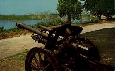 DeSoto Park - Memphis, Tennessee TN Postcard