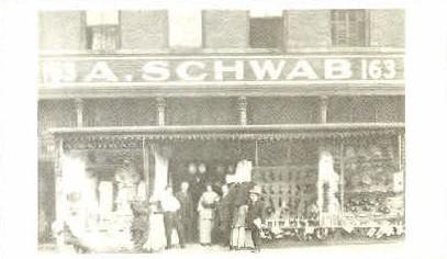 A. Schwab - Memphis, Tennessee TN Postcard