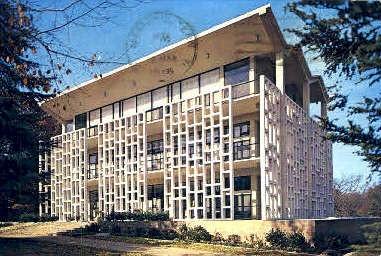 Memphis Acadamy of Arts - Tennessee TN Postcard