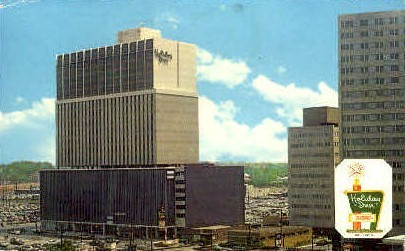 Holiday Inn  - Memphis, Tennessee TN Postcard