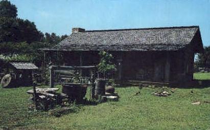 Museum of Appalachia - Norris, Tennessee TN Postcard