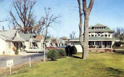 Leahy's Motel  - Memphis, Tennessee TN Postcard