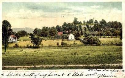 Grant's Headquarters - Misc, Tennessee TN Postcard