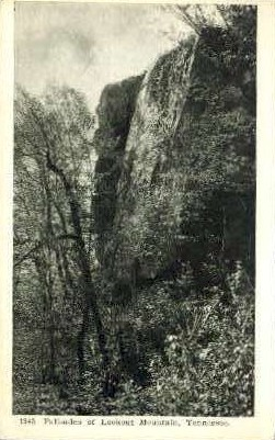 Palisades - Lookout Mountain, Tennessee TN Postcard