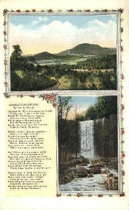 Lookout Mountain, Tennessee, TN Postcard