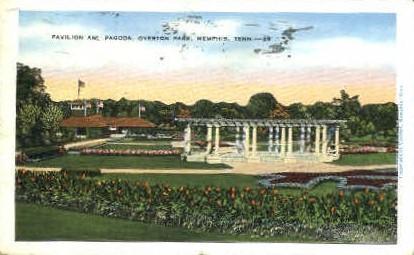 Overton Park - Memphis, Tennessee TN Postcard