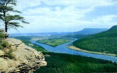 Signal Mountain - Chattanooga, Tennessee TN Postcard