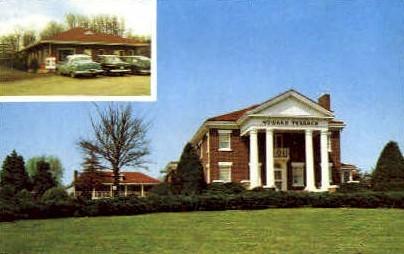 Howard Terrace & Coffee Shoppe  - Misc, Tennessee TN Postcard
