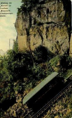 Lookout Mountain  - Chattanooga, Tennessee TN Postcard