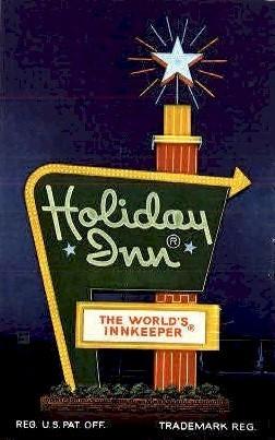 Holiday Inn  - Kingsport, Tennessee TN Postcard