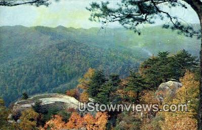 National Historical Park - Cumberland Gap, Tennessee TN Postcard