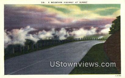 Misc, Tennessee,, Misc, TN, Tenn Postcard