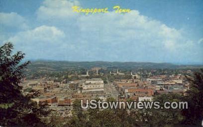 Kingsport, Tennessee,, Kingsport, TN, Tenn Postcard