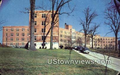 St Mary's Memorial Hospital - Knoxville, Tennessee TN Postcard