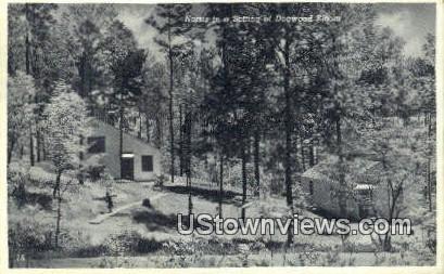 Norris, Tennessee,    ;    Norris, TN Postcard
