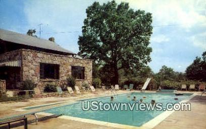 Fairyland Courts  - Lookout Mountain, Tennessee TN Postcard