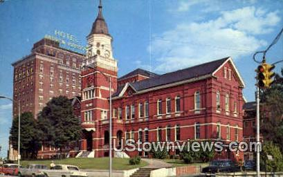 Knox County Court House  - Knoxville, Tennessee TN Postcard